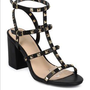 Wild diva studded sandal